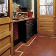 Укладка линолеума на деревянный или бетонный пол — подготовительные работы