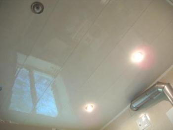 подвесные потолки освещение