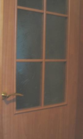 ламинированные двери на кухне