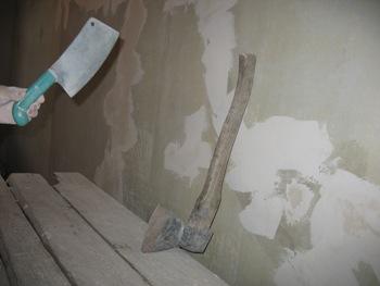 Чем удалить краску со стен