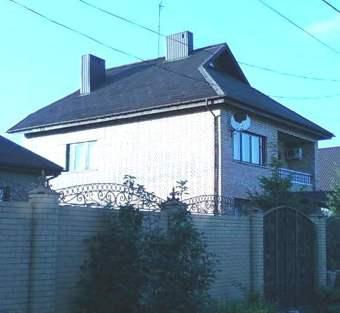 Виды крыш частных домов - вальмовая крыша