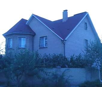 Купольные и конические крыши